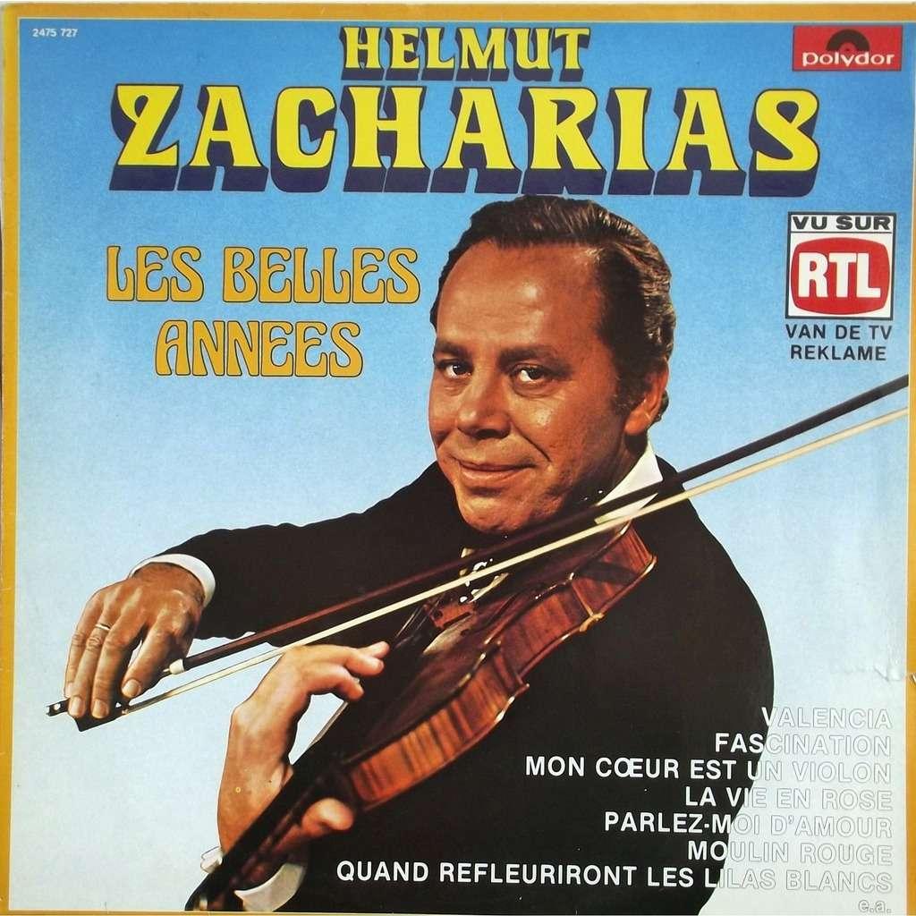 Helmut Zacharias Und Seine Verzauberten Geigen - Hallo Scandinavia!