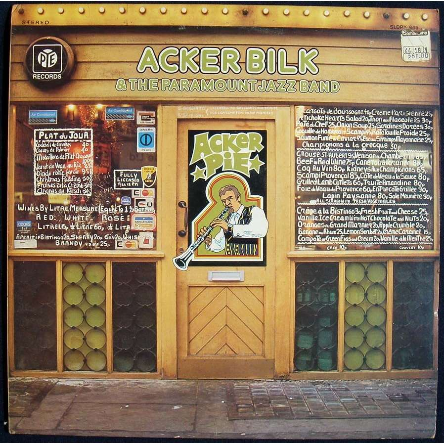 You Sweet Georgia Brown Acker Bilk The Paramount Jazz Band Wolverine Blues Free