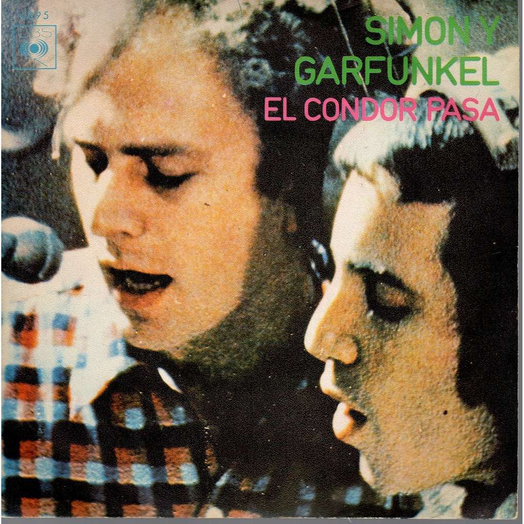 El Condor Pasa By Simon Garfunkel Sp With Prenaud Ref