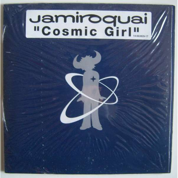 Скачать песню cosmic girl jamiroquai