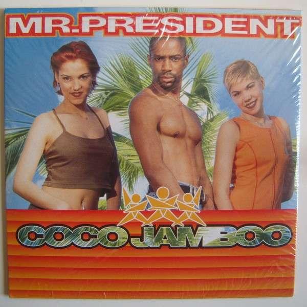 Afbeeldingsresultaat voor Mr PResident - Coco Jambo