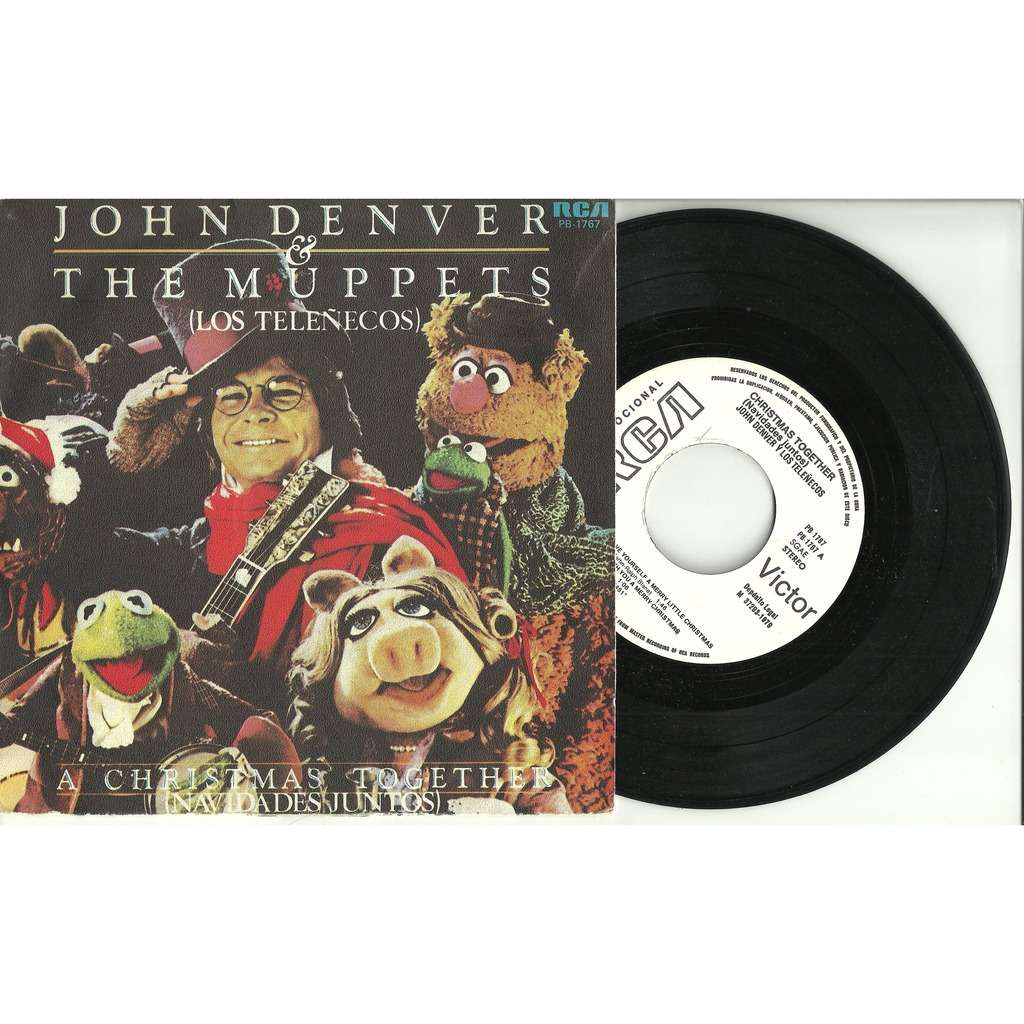 We wish you a merry christmas + 2 by John Denver & The Muppets, EP ...