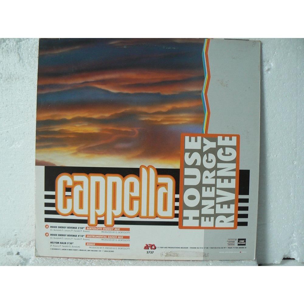Cappella - Helyom Halib (The Ethno House Remix)