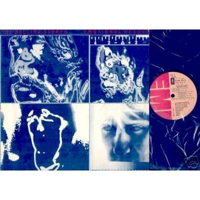 Rolling Stones - Emotional Rescue-india