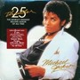 michael jackson thriller 25 years (2xlp / sealed)