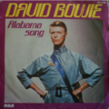 DAVID BOWIE - Alabama song/Space oddity - 45T (SP 2 titres)