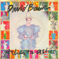 DAVID BOWIE - Ashes to ashes/Move on - 45T (SP 2 titres)