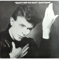 DAVID BOWIE - Beauty and the beast/Sense of doubt - 45T (SP 2 titres)