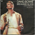 DAVID BOWIE - Breaking glass(Live)/Art decade(Live)/Ziggy stardust(Live) - 45T (SP 2 titres)