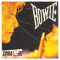 DAVID BOWIE - China girl/Shake it - 45T (SP 2 titres)
