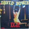 DAVID BOWIE - DJ/Repetition - 45T (SP 2 titres)