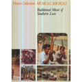 VARIOUS / UNESCO / MUSICAL SOURCES - TRADITIONAL MUSIC OF SOUTHERN LAOS - UNESCO / MUSICAL SOURCES - 33T
