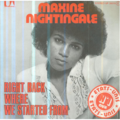 MAXIME NIGHTNGALE - RIGHT BACK WHERE WE STARTED FROM/BELIEVE IN WHAT YOU DO - 45T (SP 2 titres)