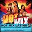 hot mix latino reggaeton - Best of 1 cd + 1 dvd - CD + bonus