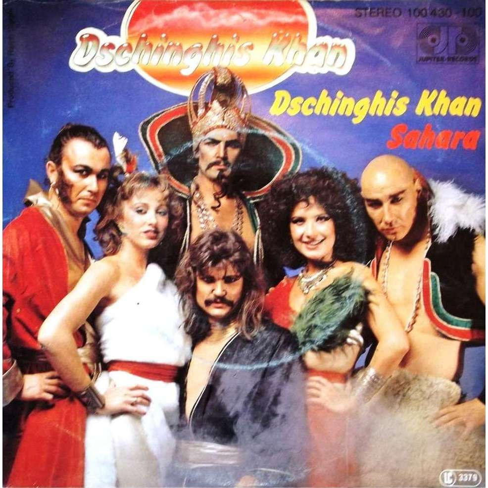 Dschinghis Khan Sahara By Dschinghis Khan Sp With