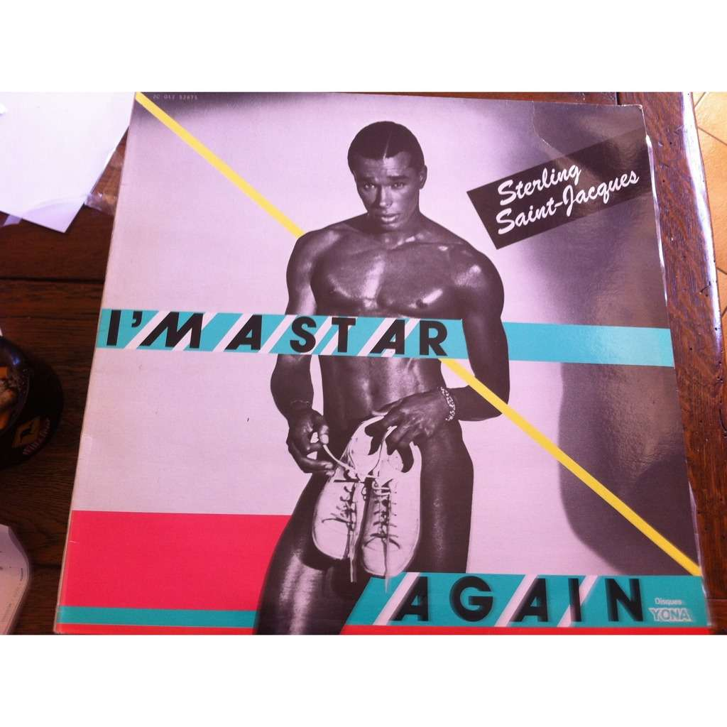 I M A Star Again By Sterling Saint Jacques 12inch With