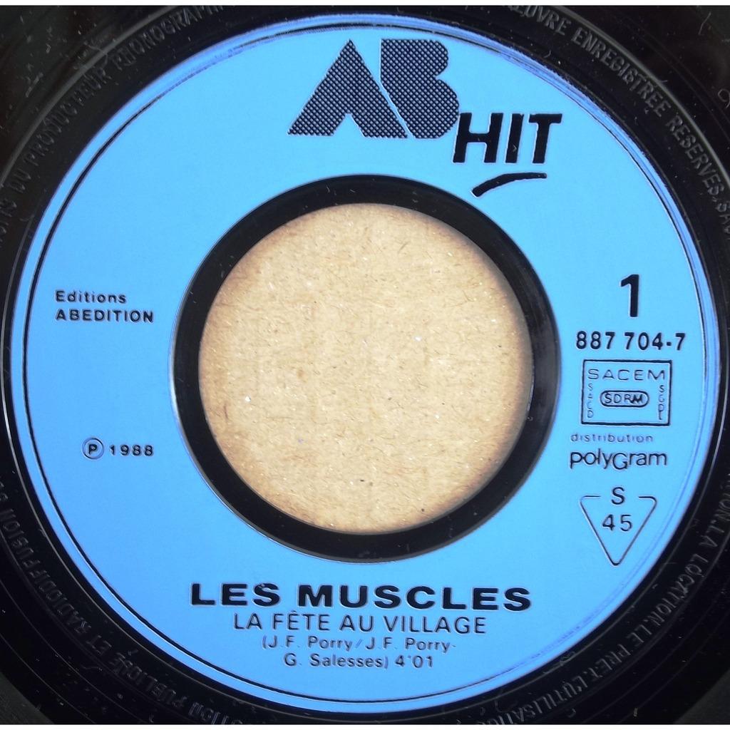 les muscles la fête au village / la fête au village instrumental