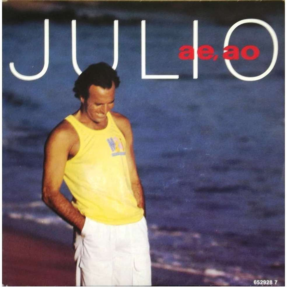 ae ao everytime we fall in love by julio iglesias sp