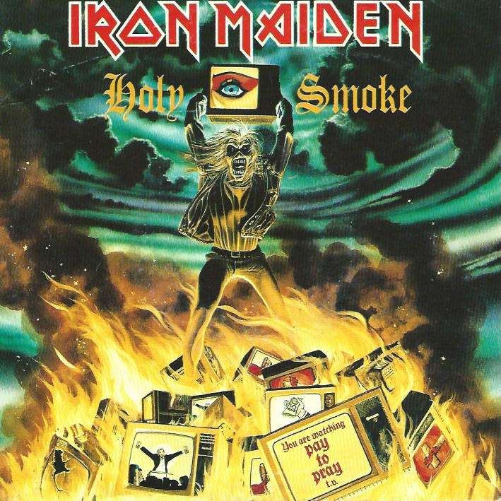 IRON MAIDEN IRON MAIDEN holy smoke / all in your mind