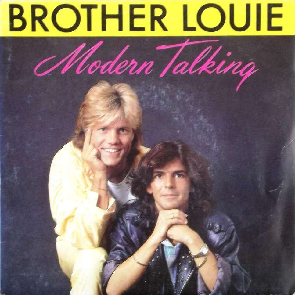 modern talking brother louie / instrumental