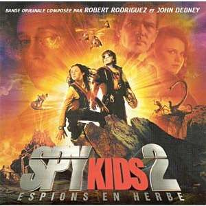 Robert Rodriguez / john debney Spy Kids 2: Island Of Lost Dreams
