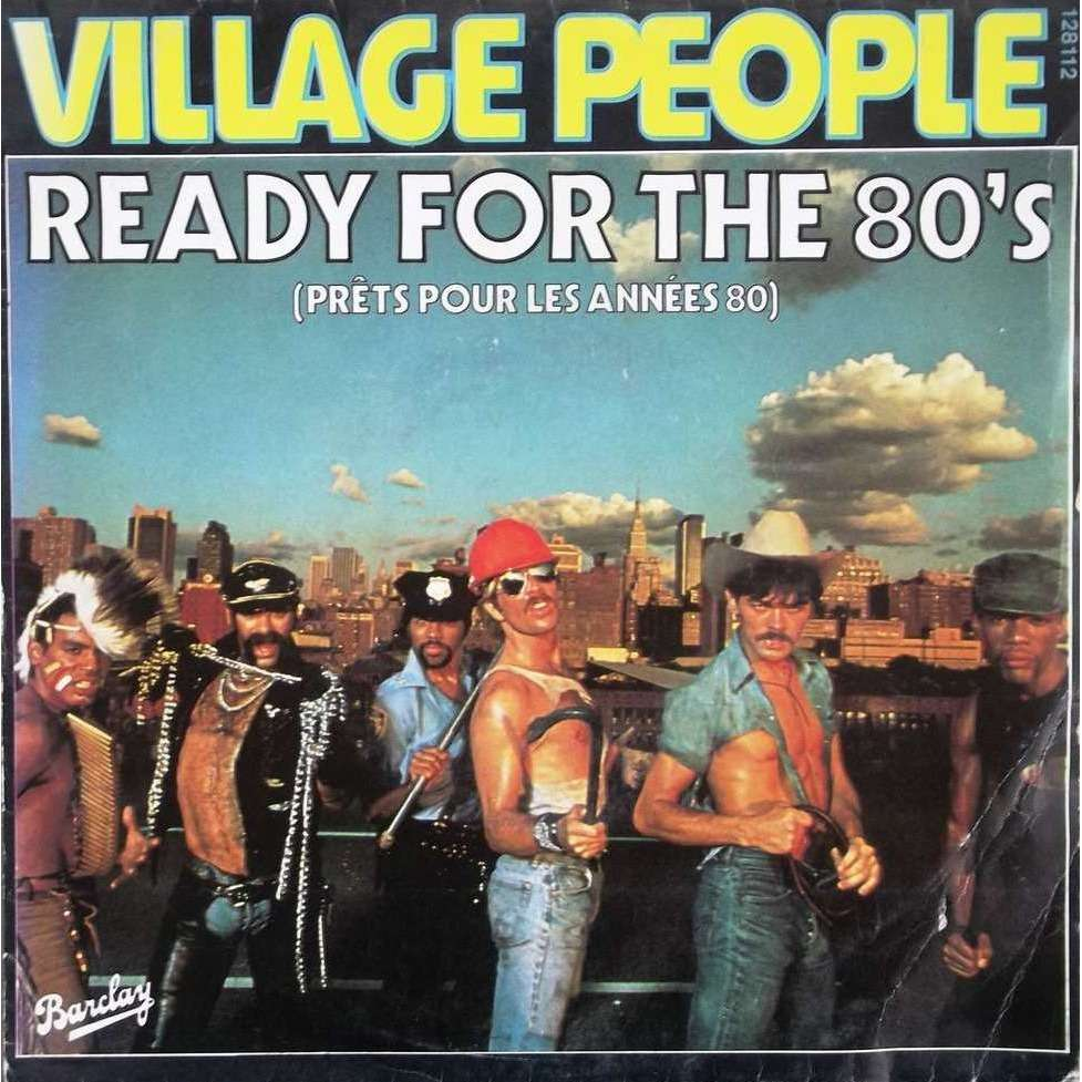 Ready For The 80 S Save Me By Village People Sp With