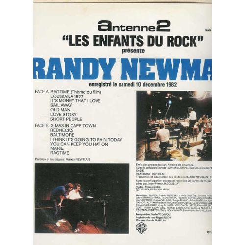RANDY NEWMAN UN SAMEDI EN DECEMBRE
