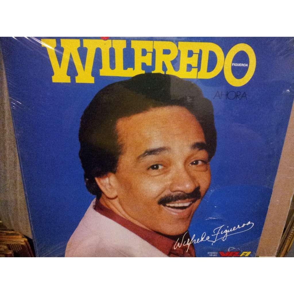 Wilfredo figueroa & Su Orquesta Wilfredo Ahora - Amar Por Amar Salsa LP - 115921802