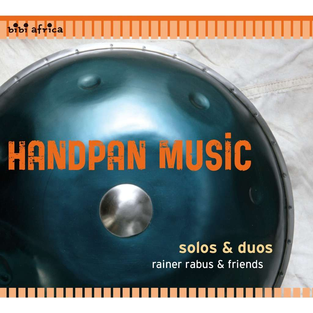 Rainer Rabus & friends Handpan Music