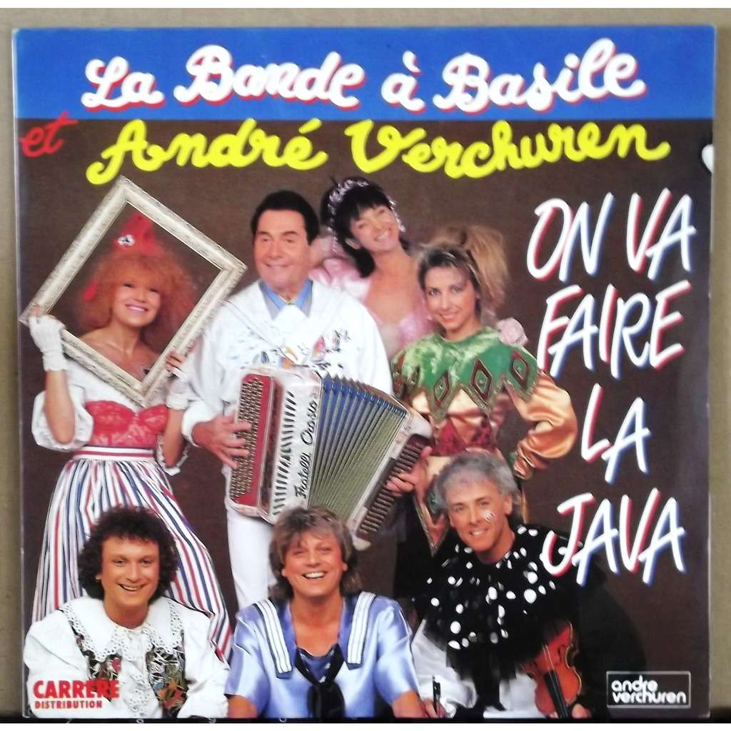 La bande à Basile - On va faire la java