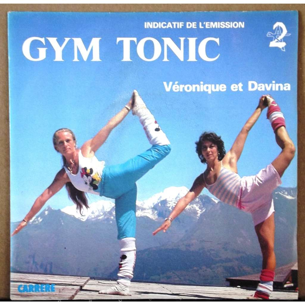 veronique et davina gym tonic