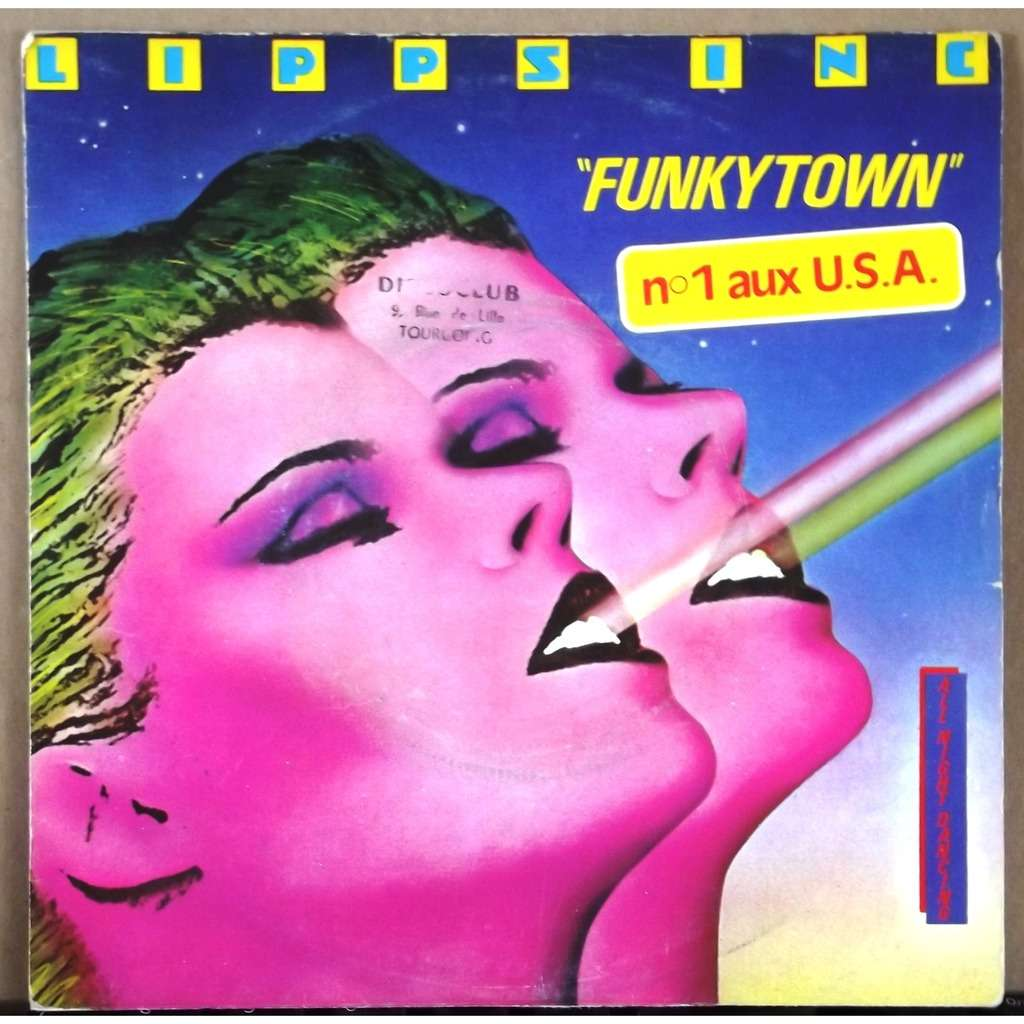 Funkytown All Night Dancing By Lipps Inc Sp With