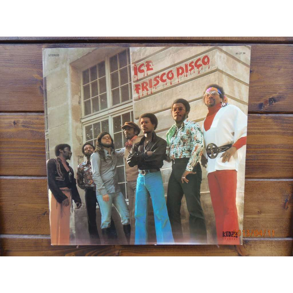 Frisco disco ice lafayette afro rock band lp for Lafayette cds 30