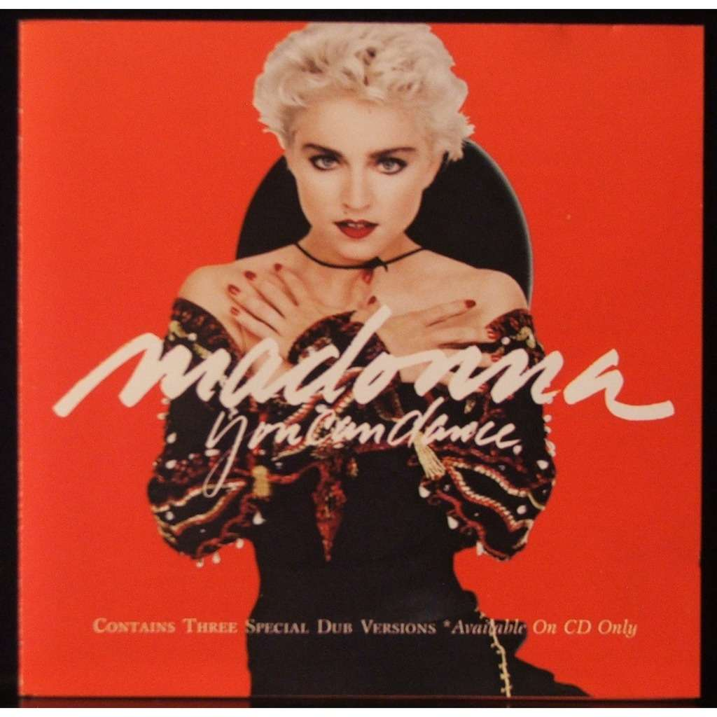 You Can Dance By Madonna Cd With Soulvintage59 Ref