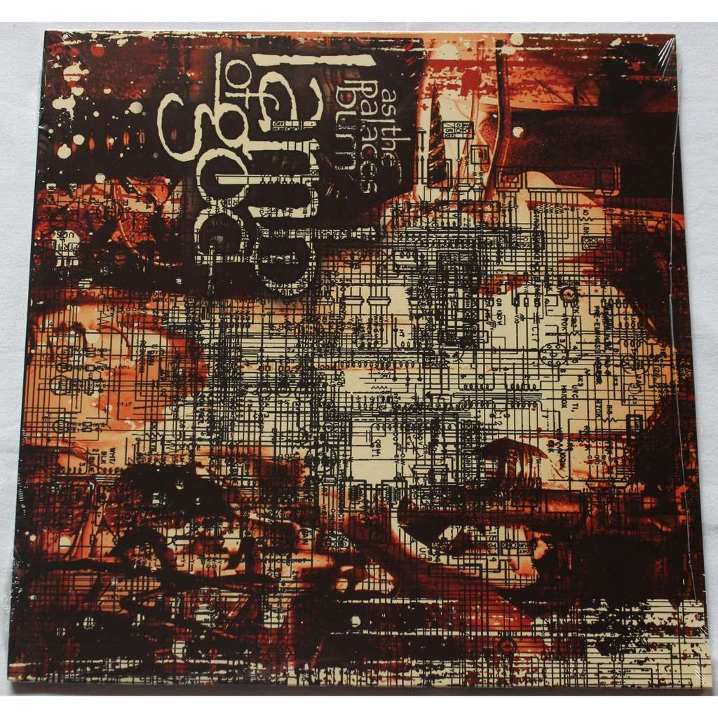 As the palaces burn by Lamb Of God, LP with rocknrollbazar ...