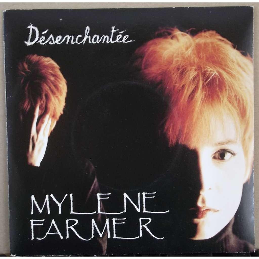 Désenchantée / désenchantée chaos mix by Mylene Farmer, SP with ...
