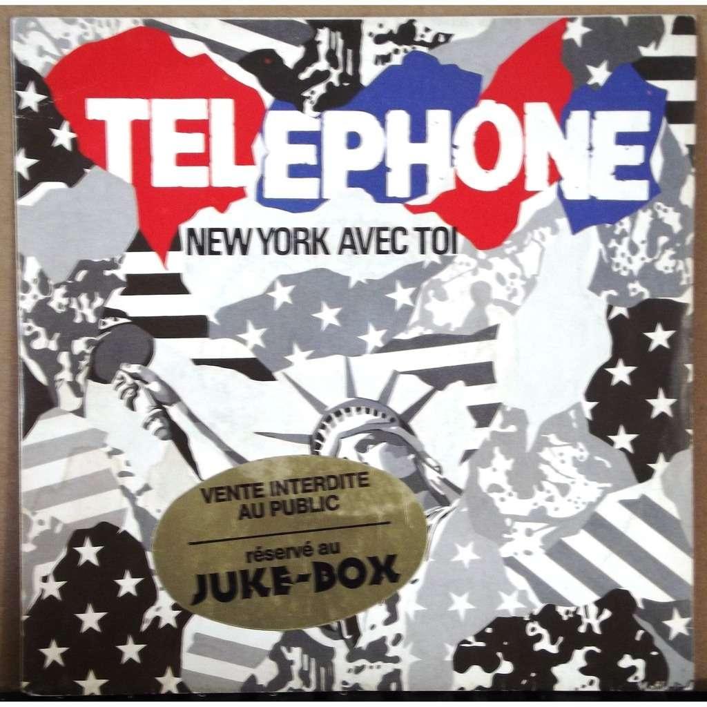 telephone new york avec toi in paris t sp  titres r