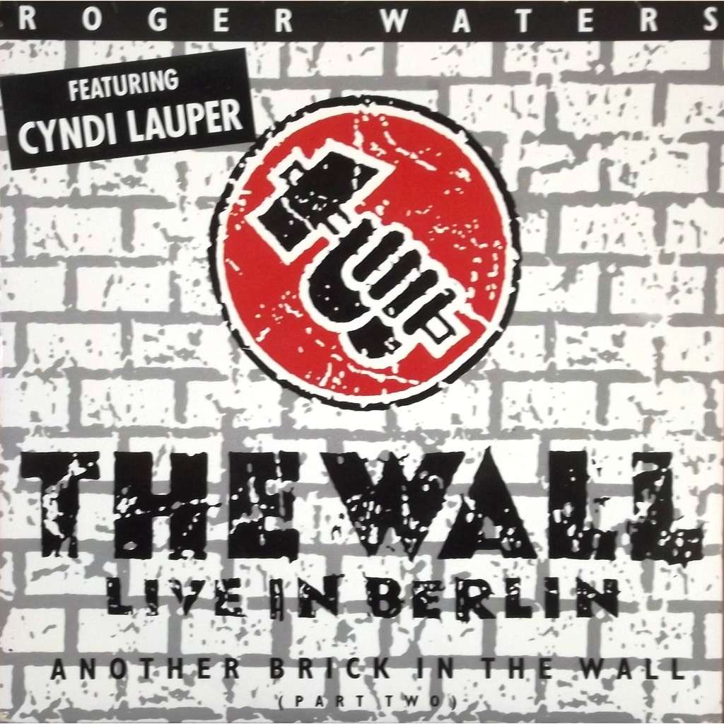 Roger waters - the wall live in berlin vinyl lp album