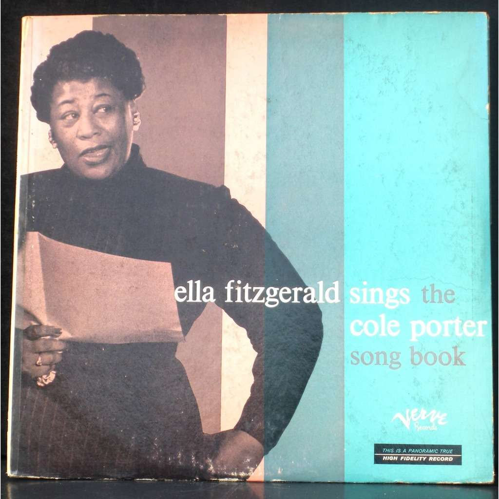 Ella Fitzgerald Sing The Cole Porter Song Book Buddy