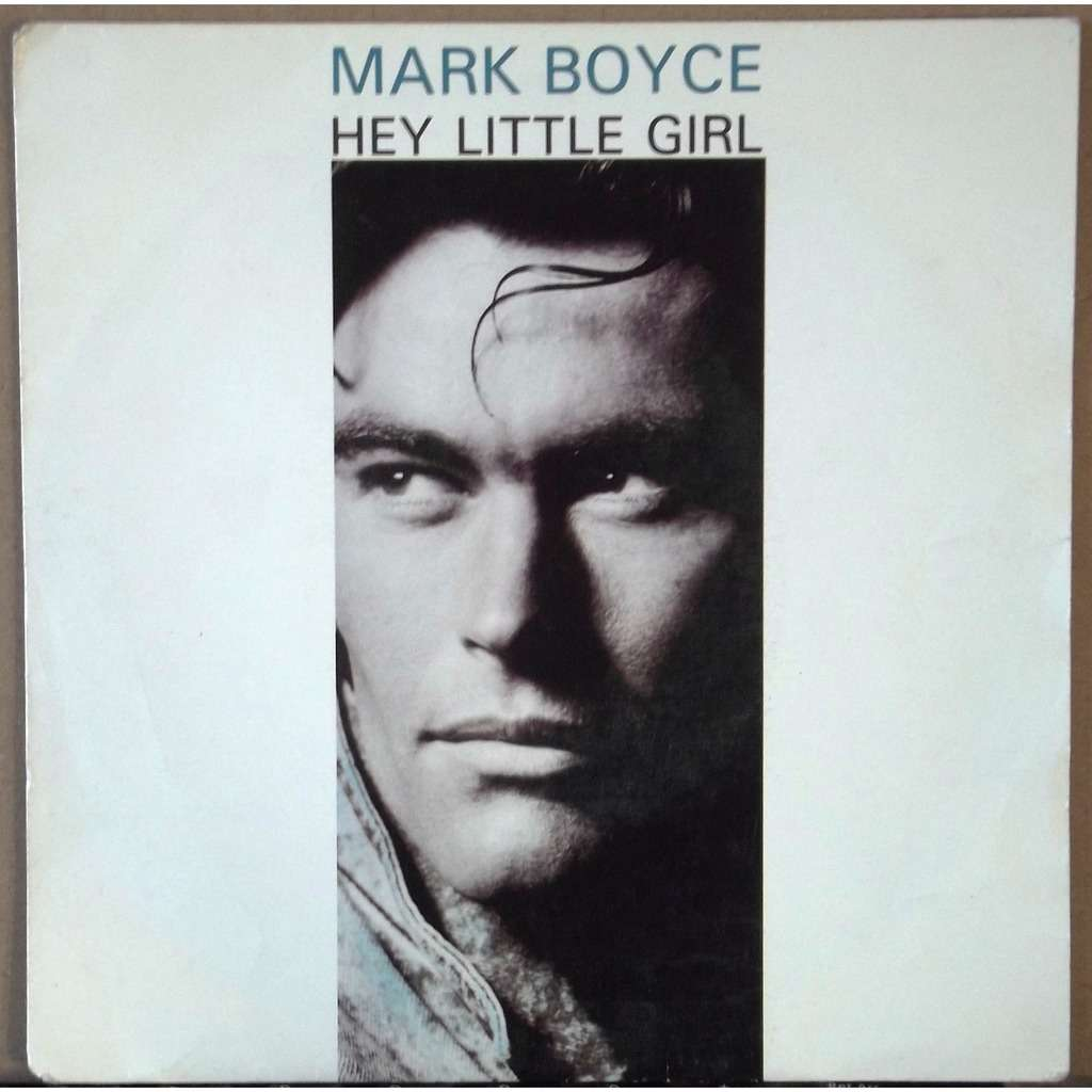 mark boyce hey little girl / instrumental