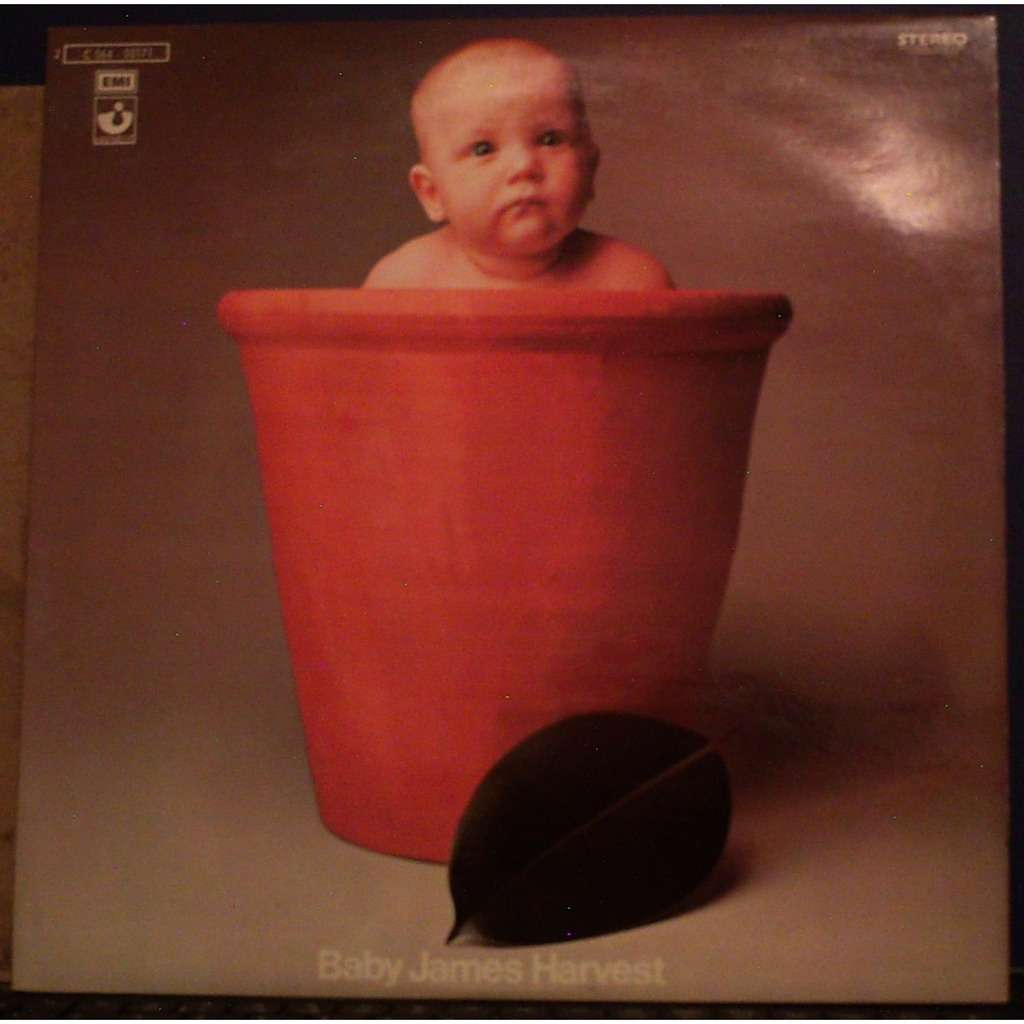 BARCLAY JAMES HARVEST baby James Harvest