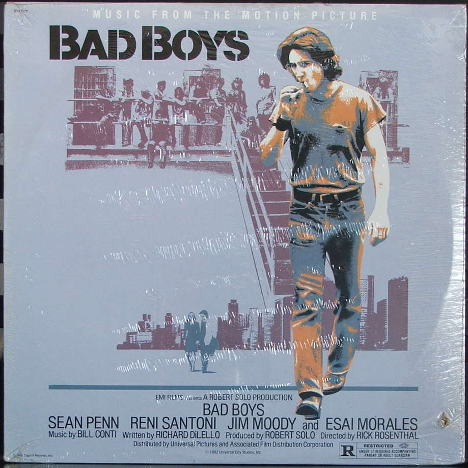 Bad Boys By SOUNDTRACK, LP With Soulvintage59