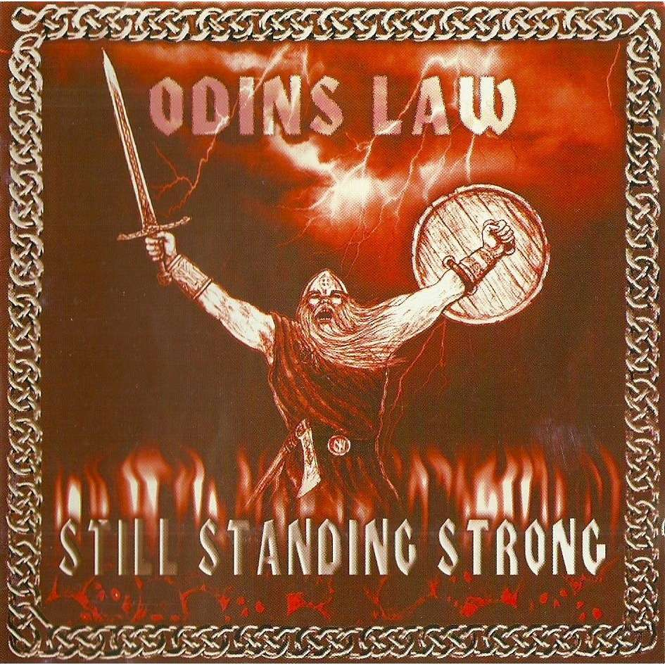 Odins Law Still Standing Strong (lp)