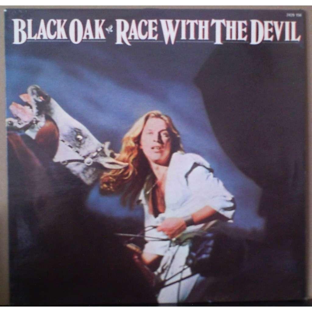 Race With The Devil By Black Oak Arkansas Lp With