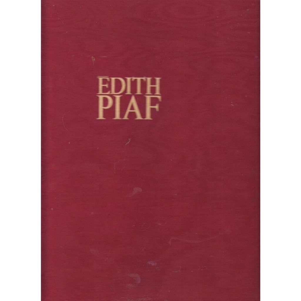 EDITH PIAF PARMI NOUS + Livret