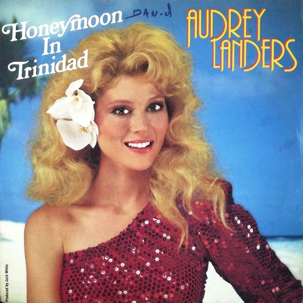 Honeymoon In Trinidad By Audrey Landers Sp With Vinyl59