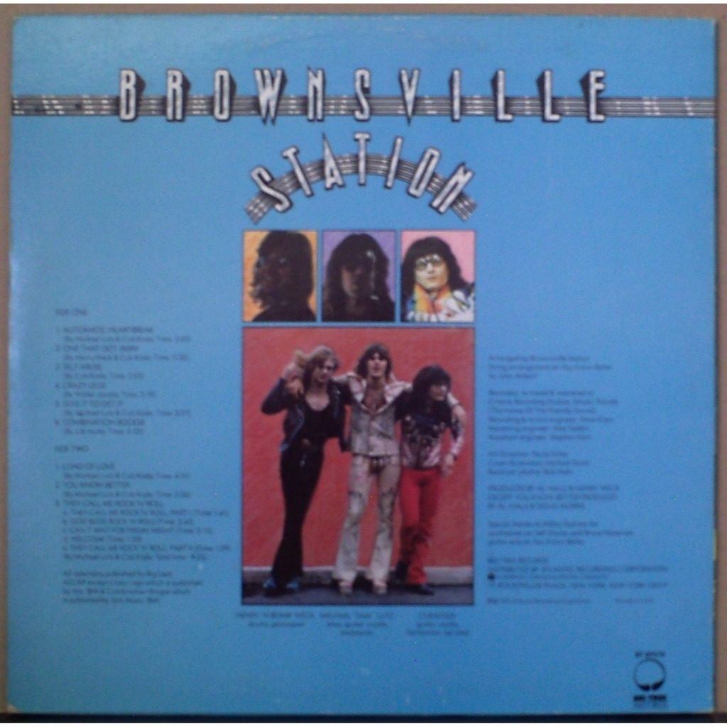 Motor city connection by Brownsville Station, LP with libertemusic ...