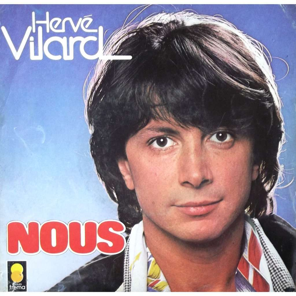 Nous L Amour Au Hasard By Herv 233 Vilard Sp With Vinyl59