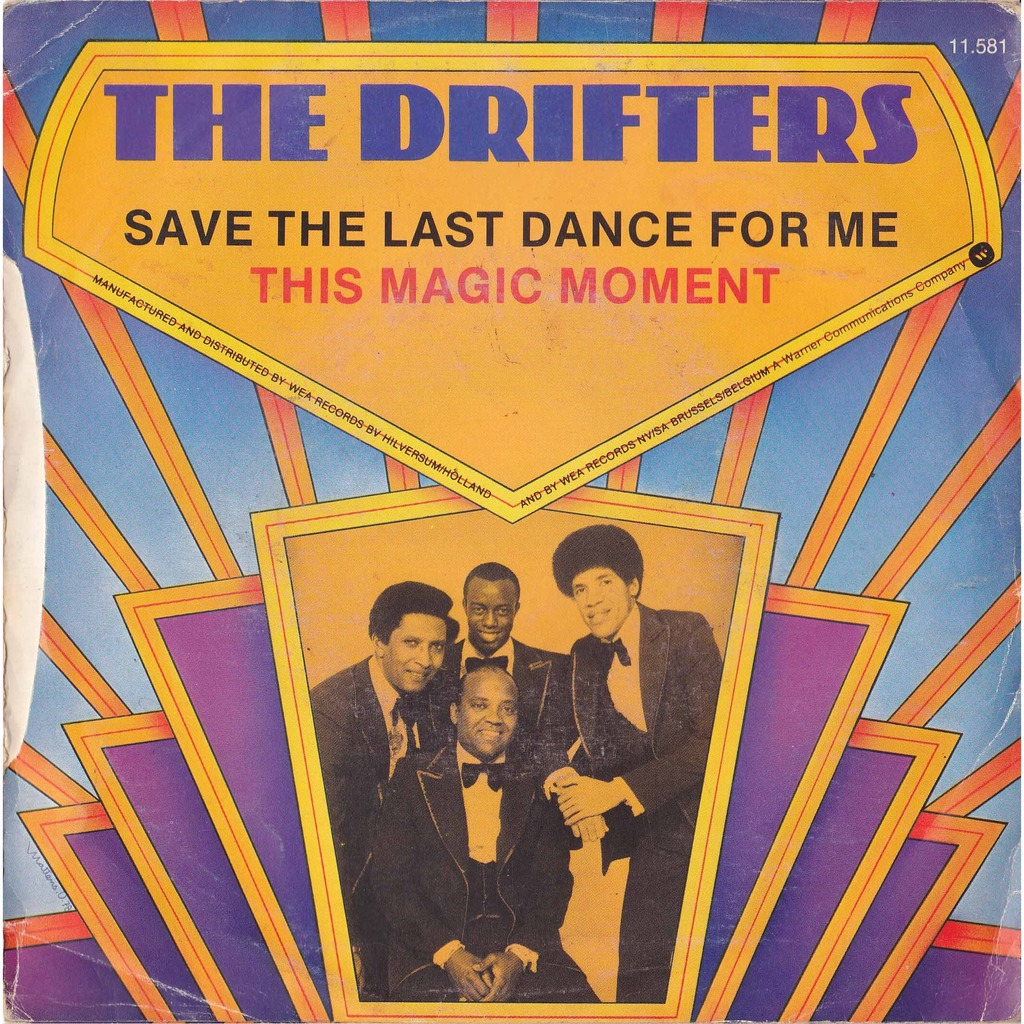 save the last dance for me pdf drifters