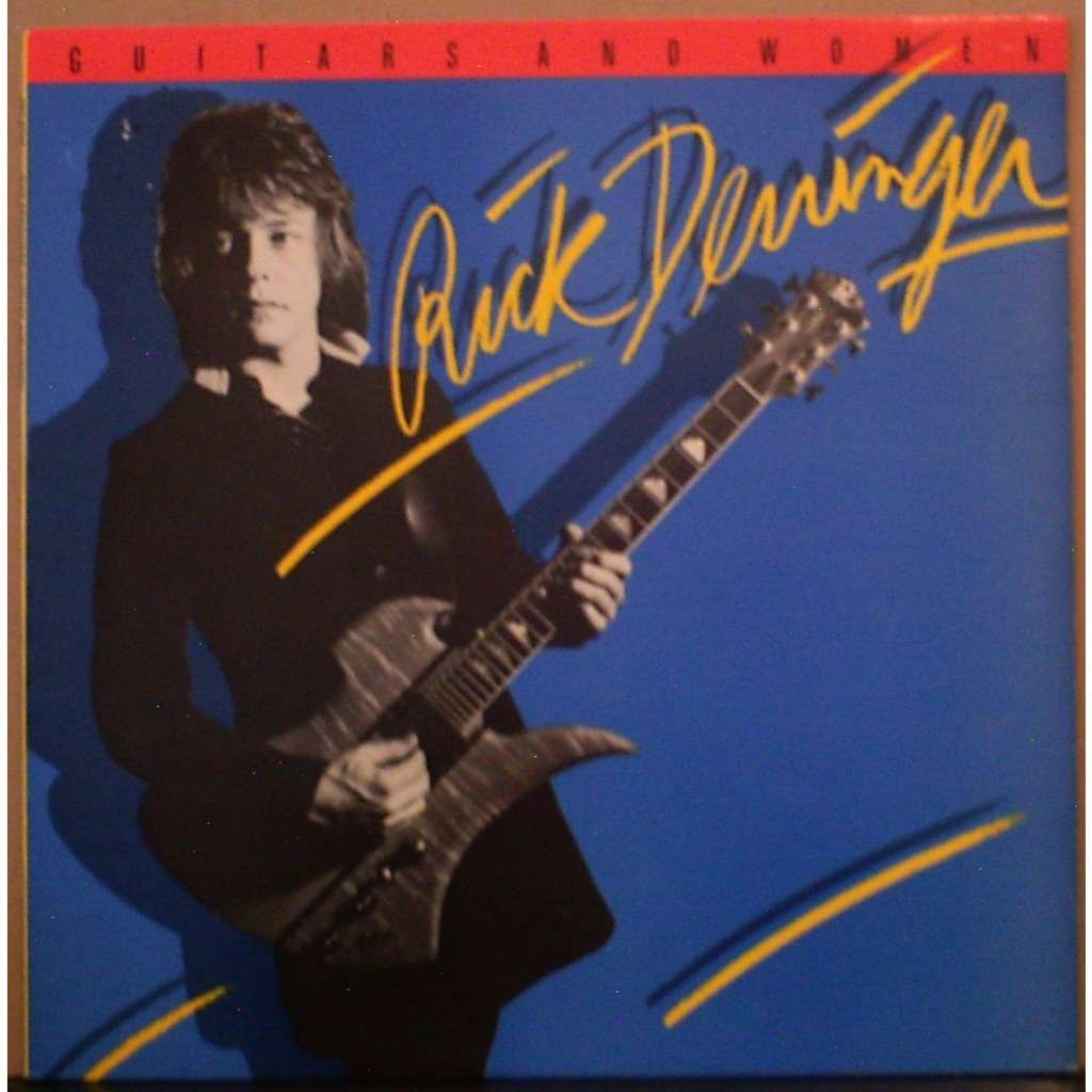 Guitars And Women By Rick Derringer Lp With Libertemusic